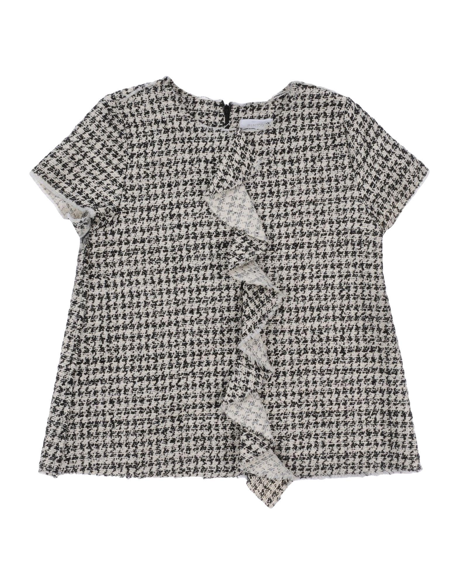 PINKO UP Mädchen 9-16 jahre Bluse6 schwarz