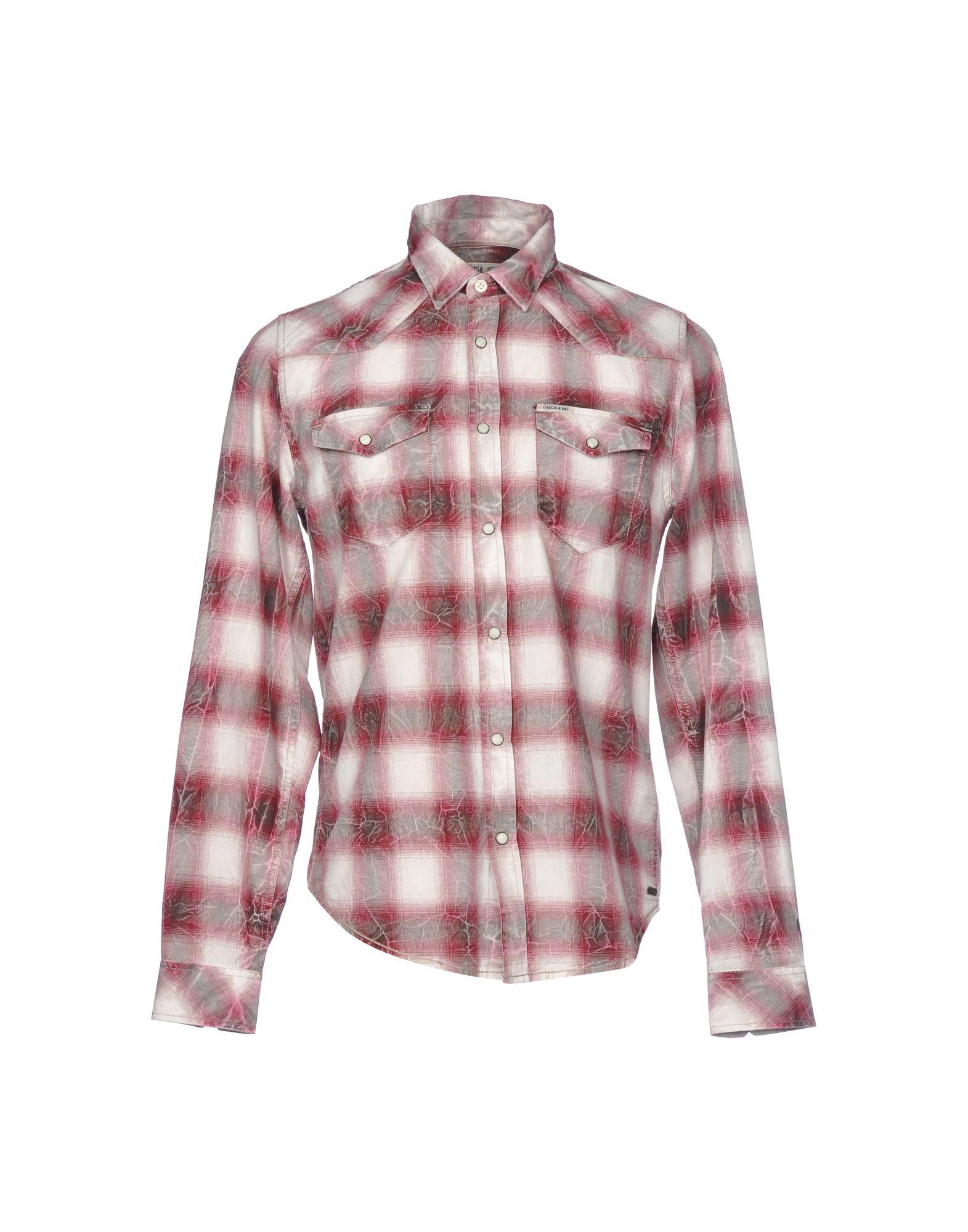 GARCIA JEANS Pубашка garcia jeans pубашка