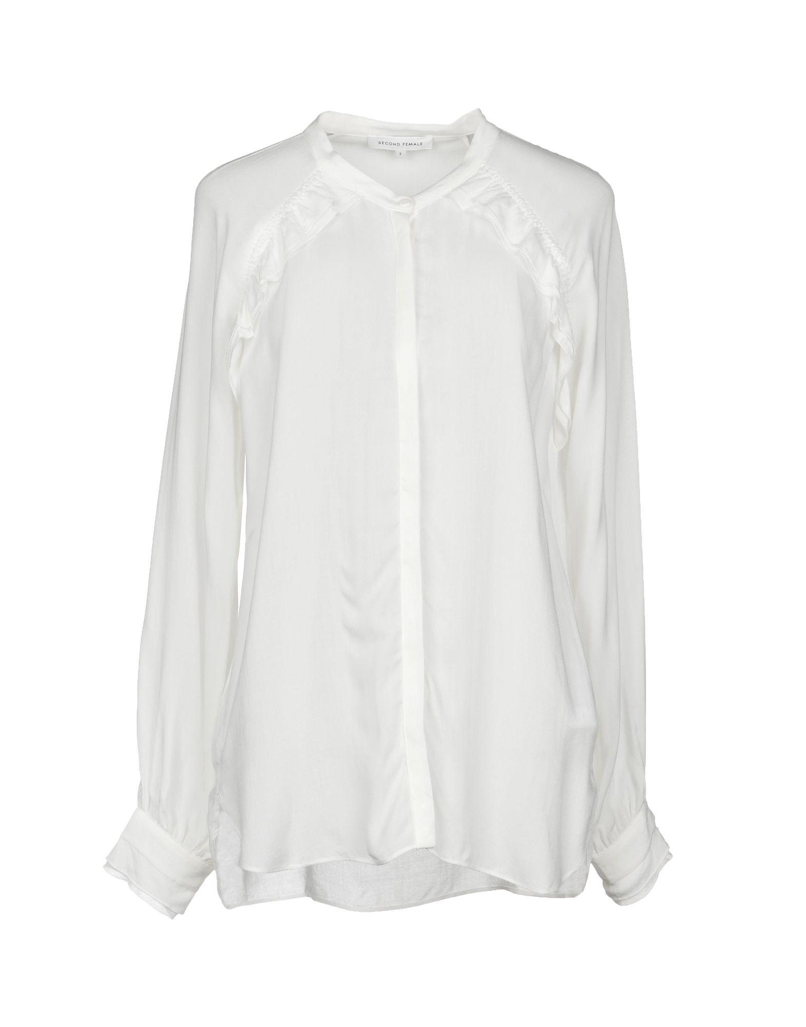 SECOND FEMALE Pубашка