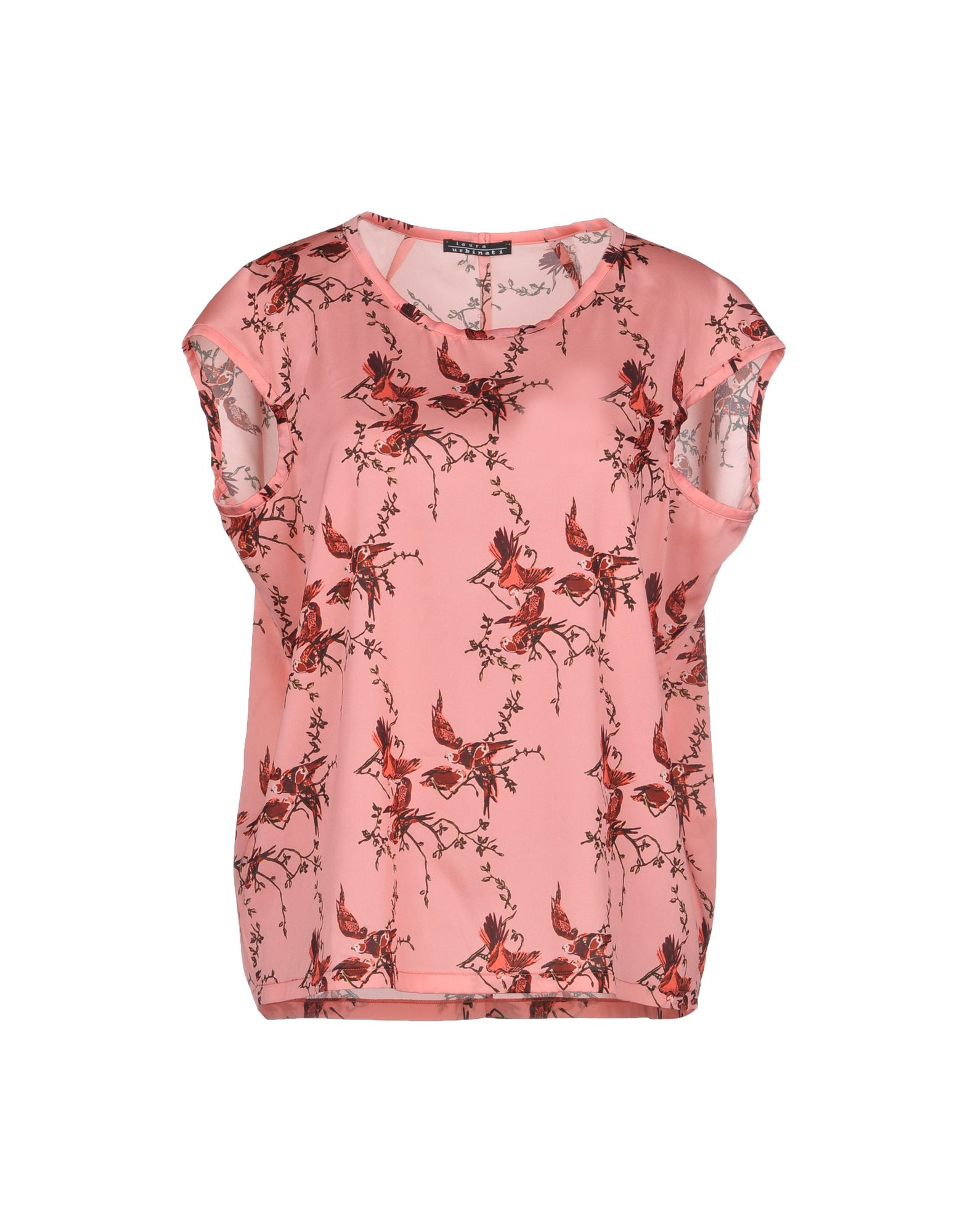 LAURA URBINATI Блузка цена 2017