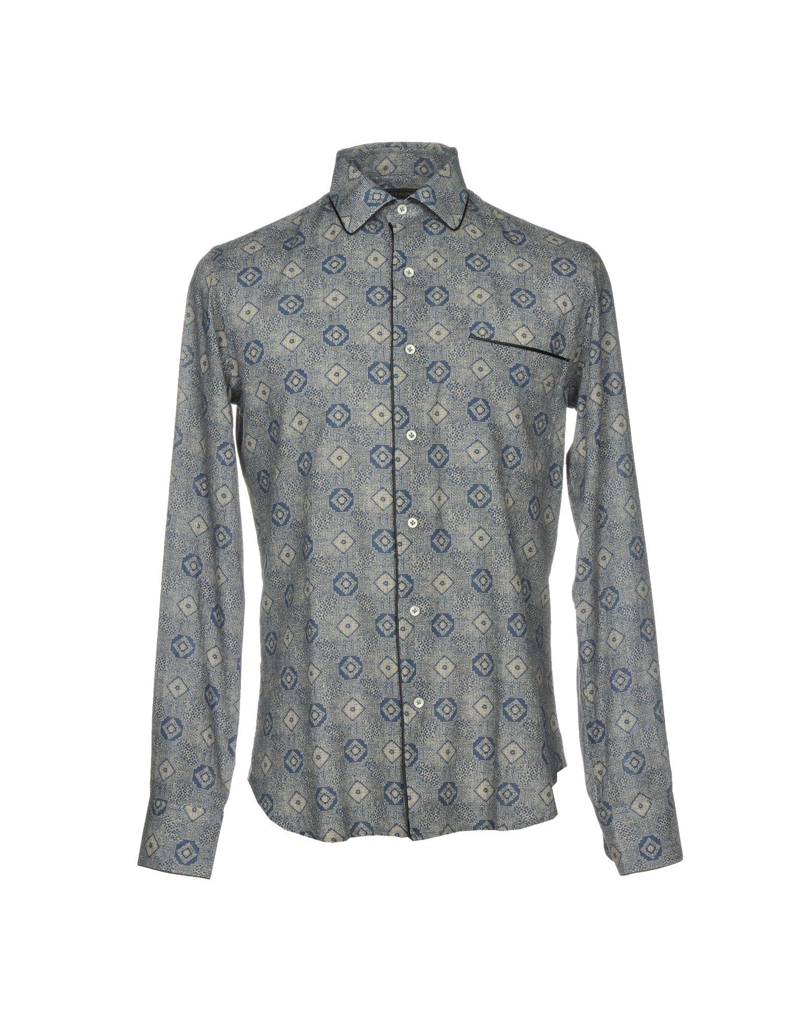 купить GABRIELE PASINI Pубашка по цене 7200 рублей