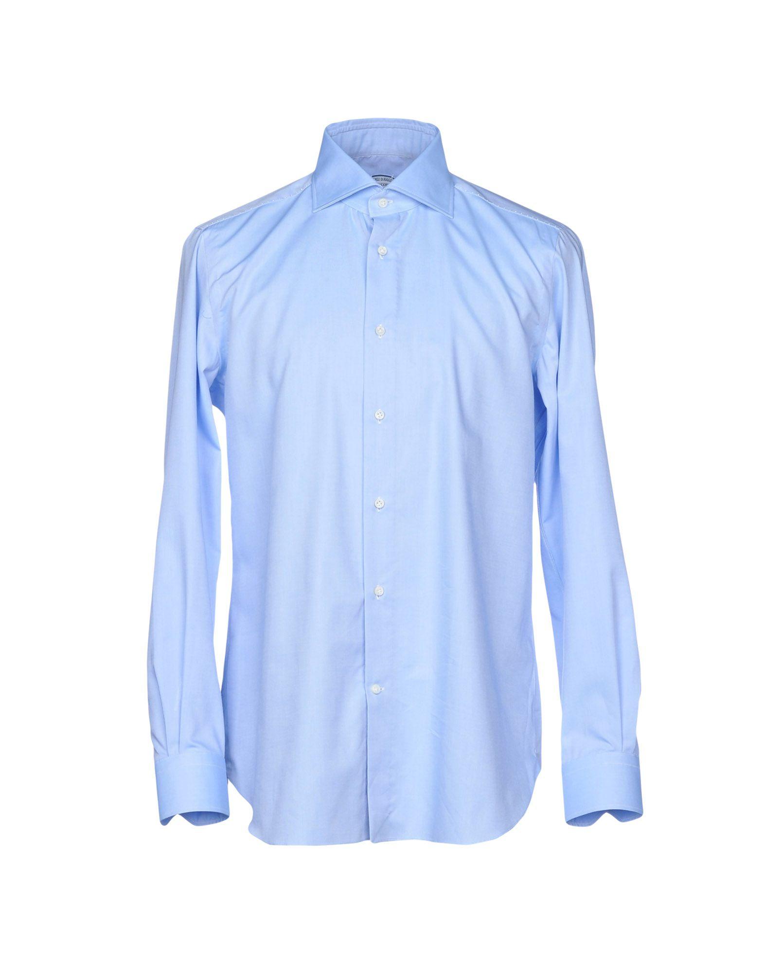 цена CAMICERIA VINCENZO DI RUGGIERO Pубашка в интернет-магазинах