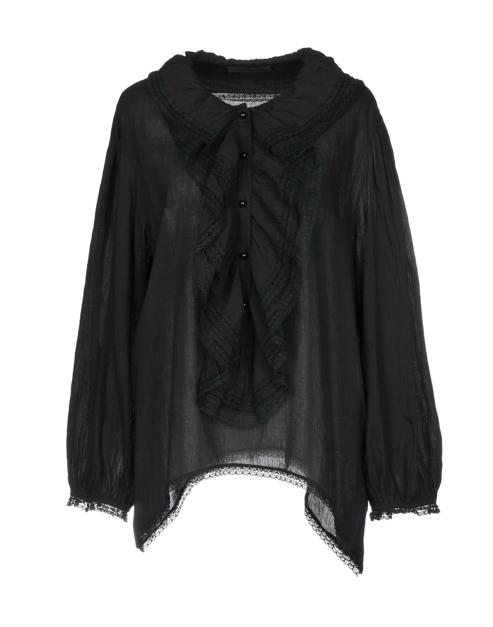 LAURENCE BRAS Blouse in Black