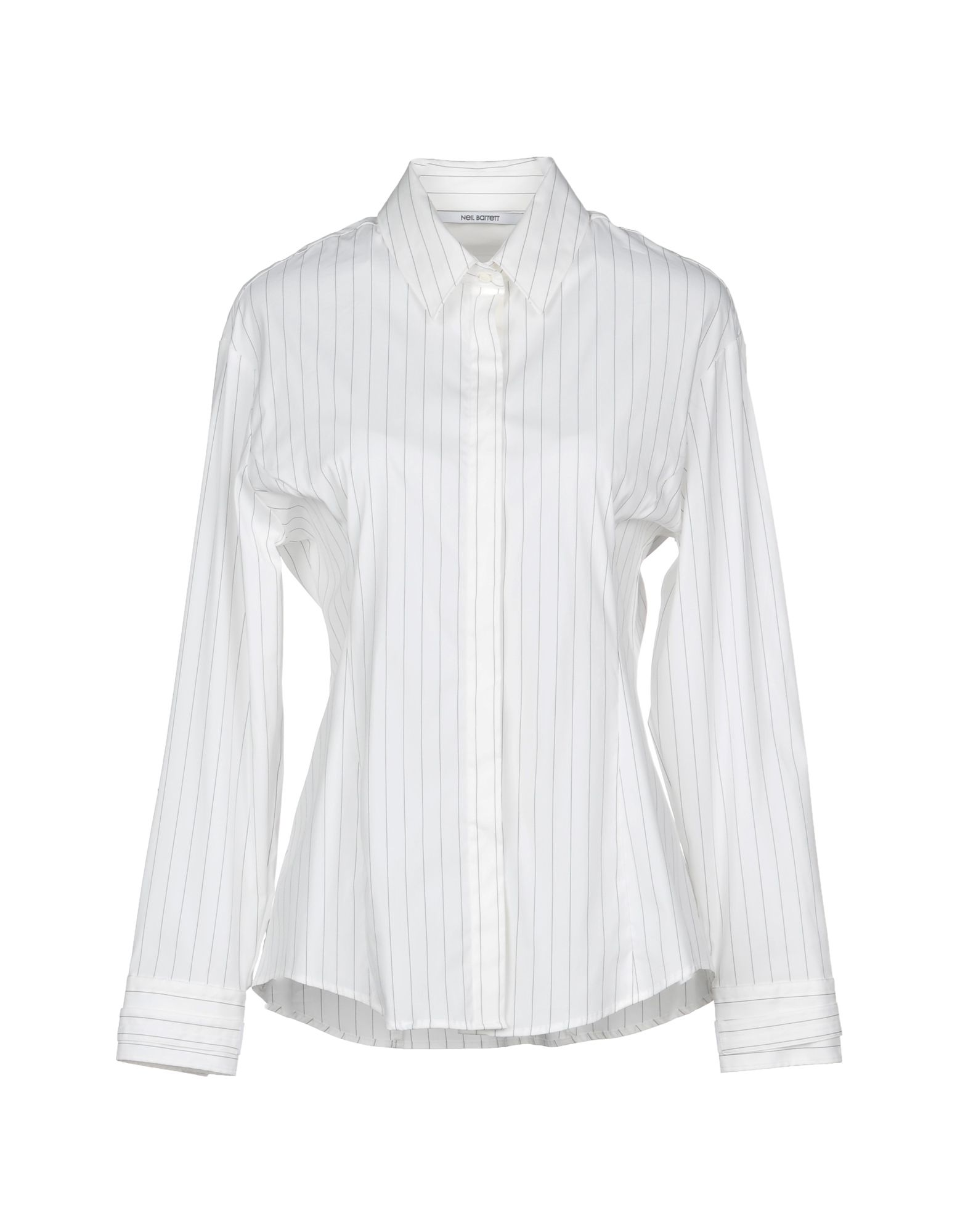 NEIL BARRETT Pубашка neil barrett хлопковая рубашка в полоску page 2