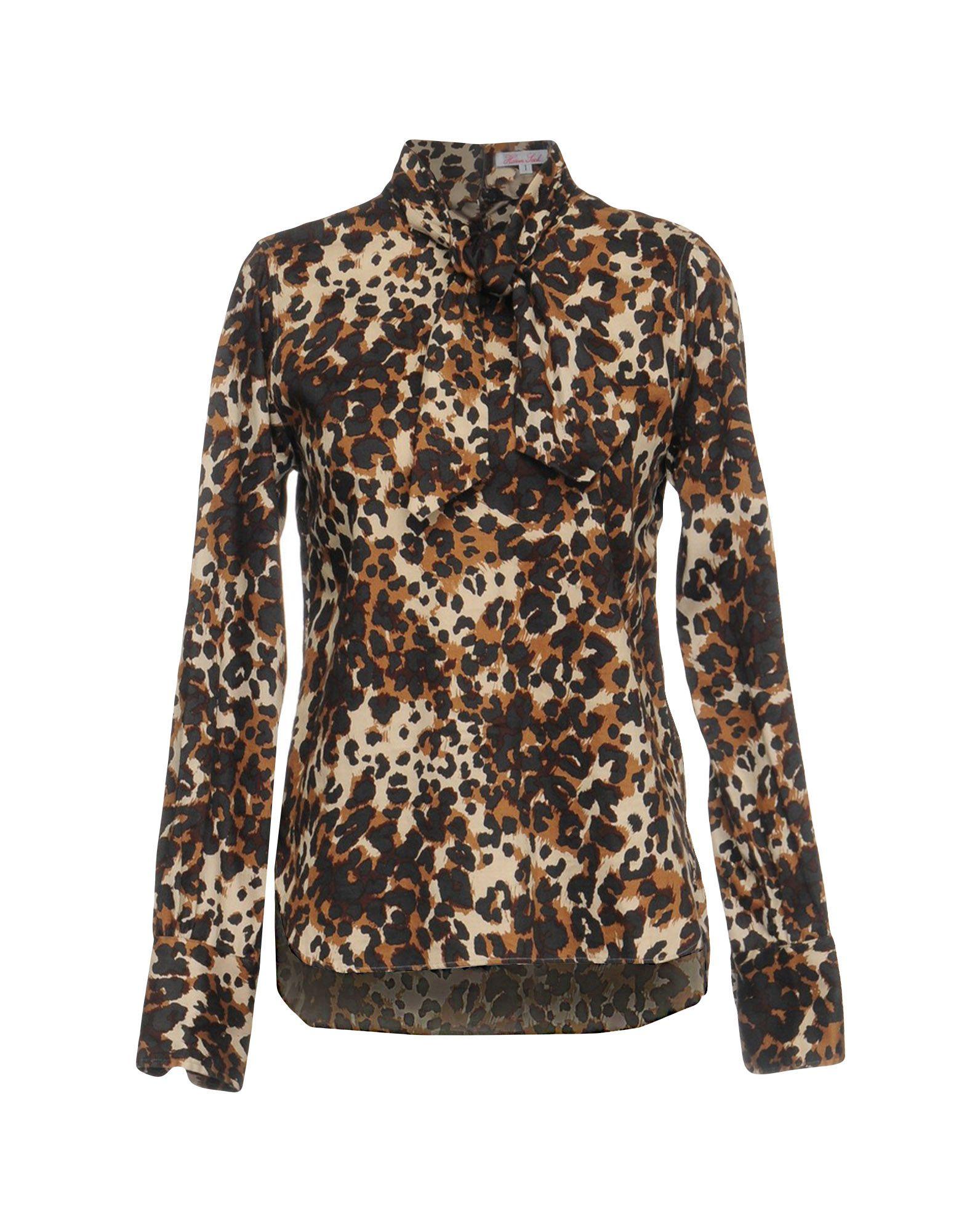 HAVER SACK Блузка haver sack рубашка с длинными рукавами