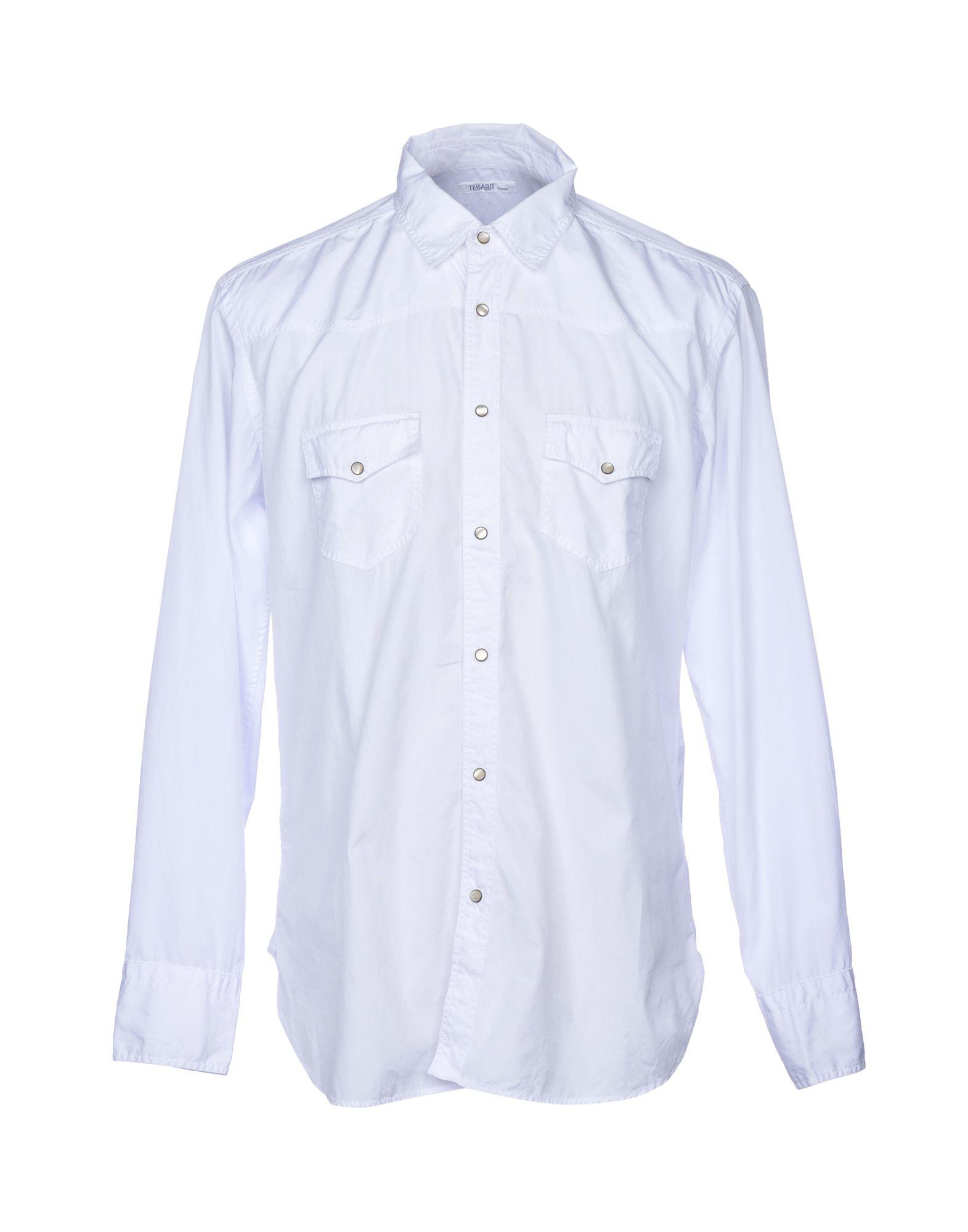 TESSABIT COMO Pубашка цена 2017