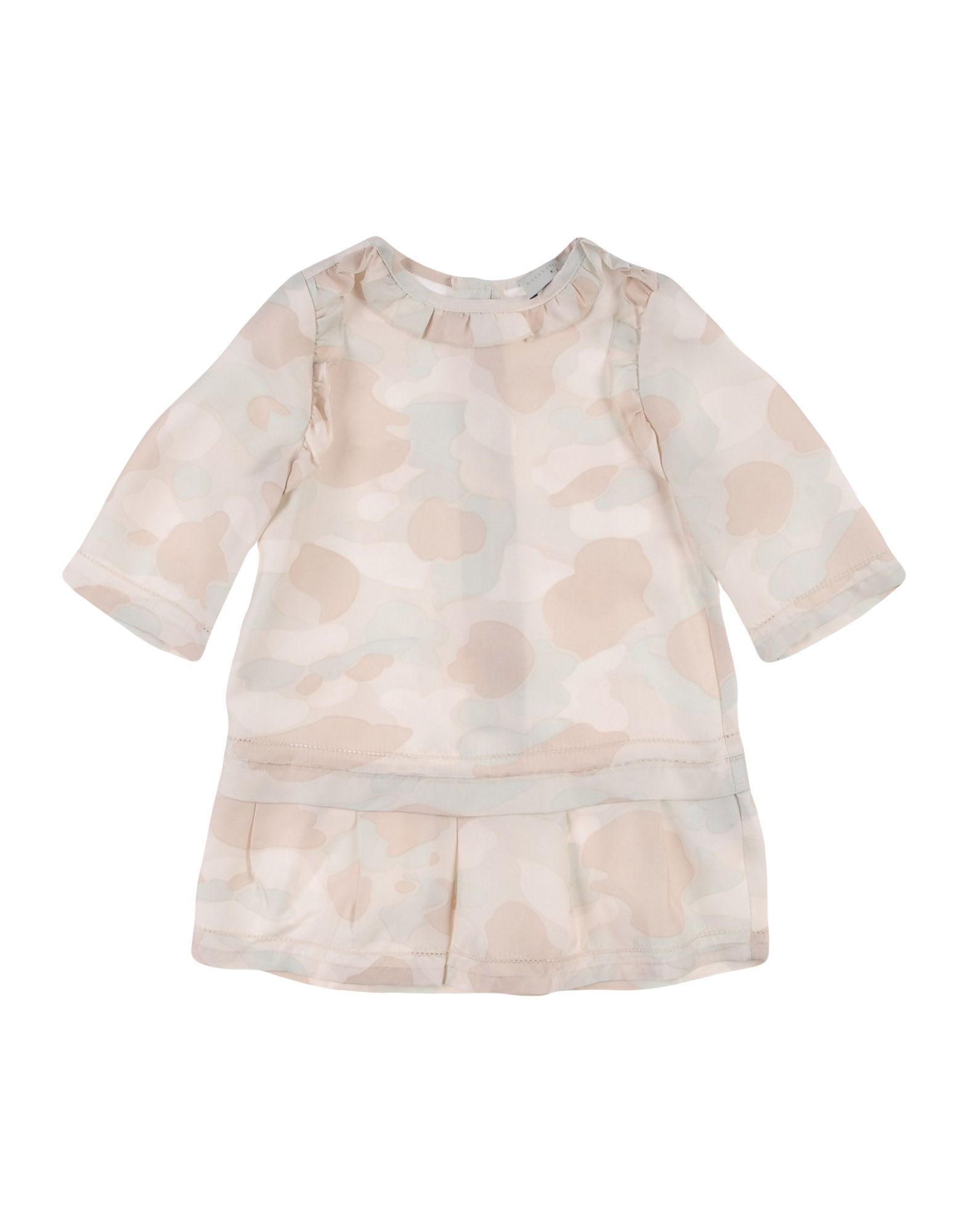 《送料無料》STELLA McCARTNEY KIDS ガールズ 0-24 ヶ月 ワンピース・ドレス ライトピンク 24 シルク 100%
