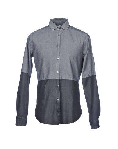 Джинсовая рубашка от LIBERTY ROSE