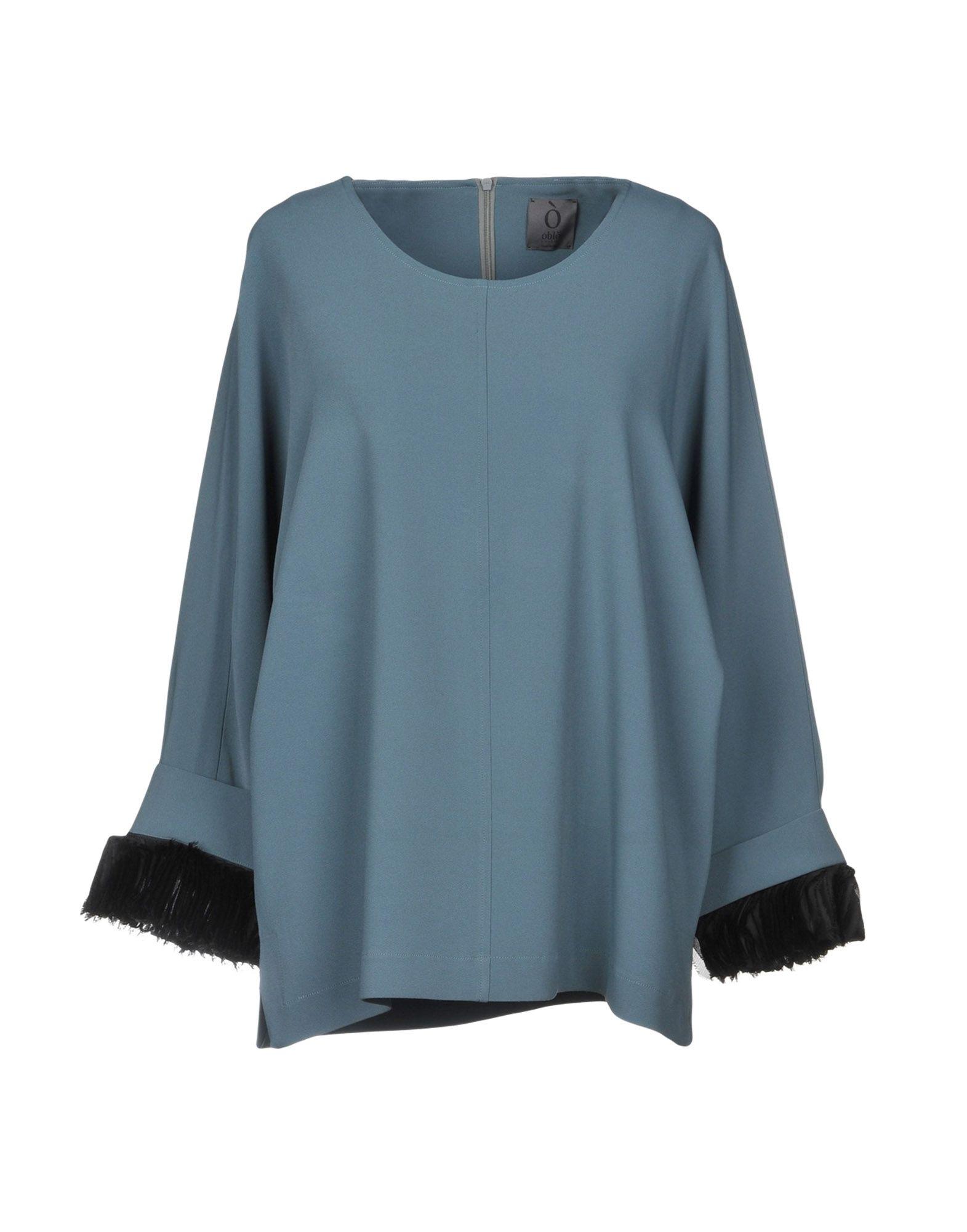 OBLÒ® UNIQUE Блузка brand unique блузка
