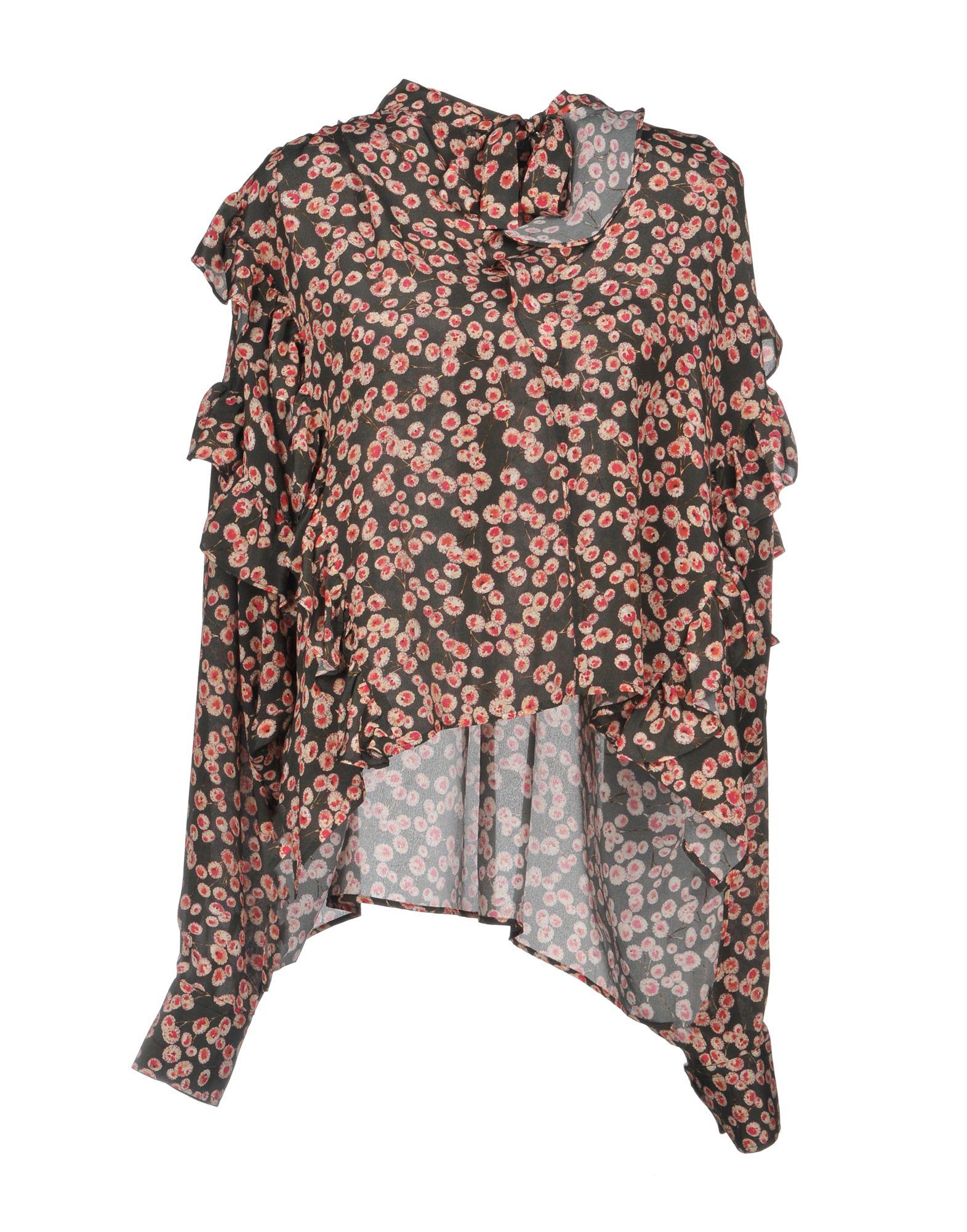 ISABEL MARANT Блузка isabel marant шарф