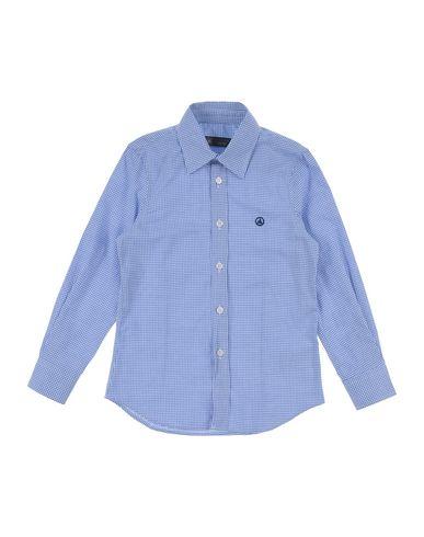Купить Pубашка от IVY OXFORD лазурного цвета