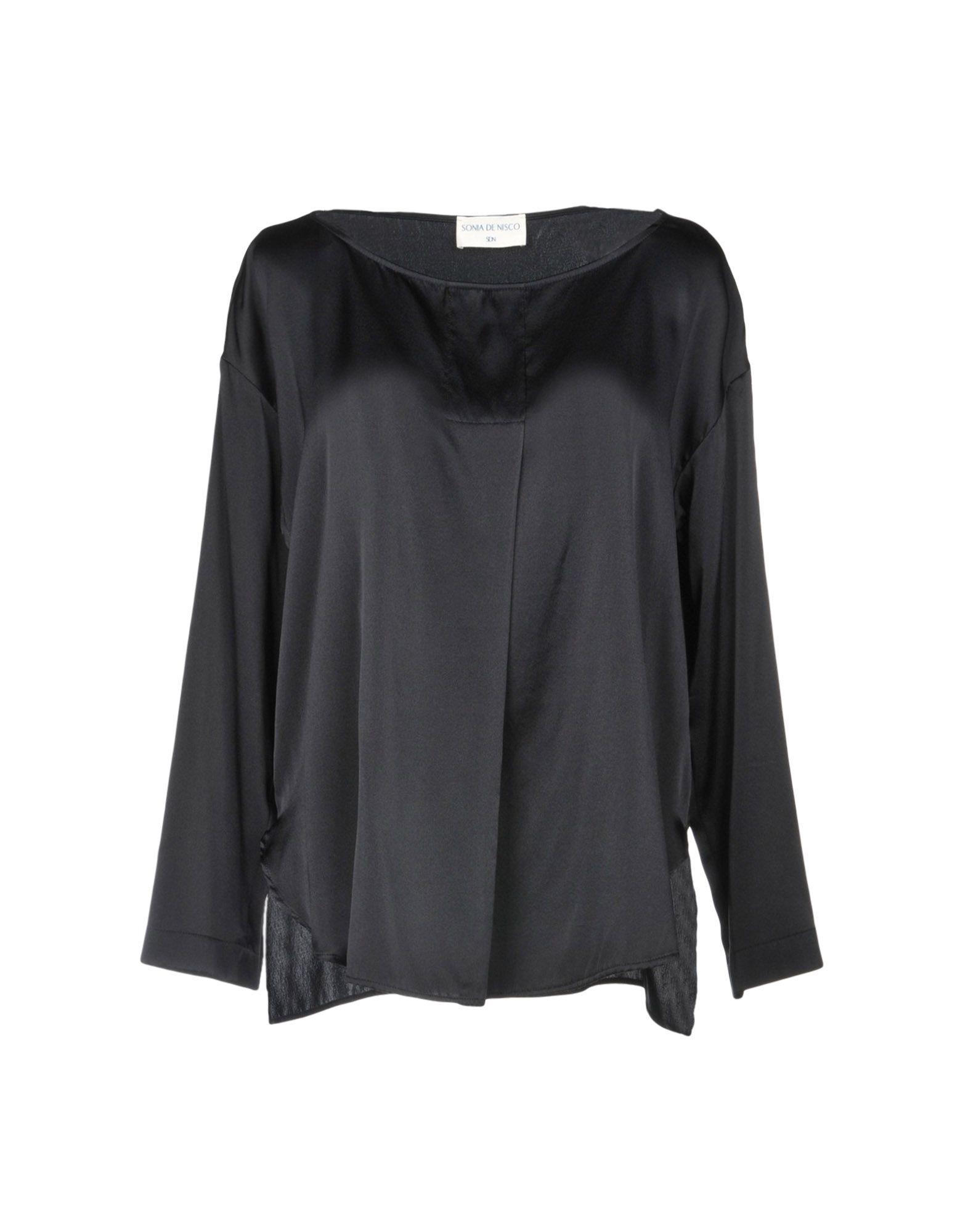 SONIA DE NISCO Блузка цены