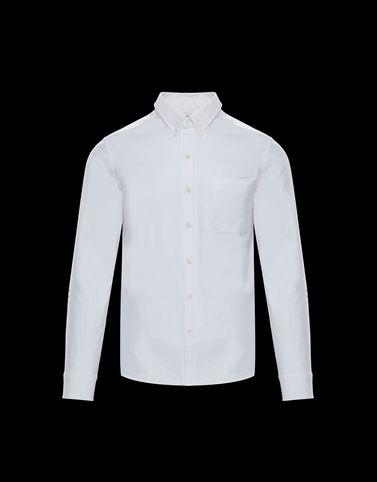 MONCLER SHIRT - Long-sleeved shirts - men
