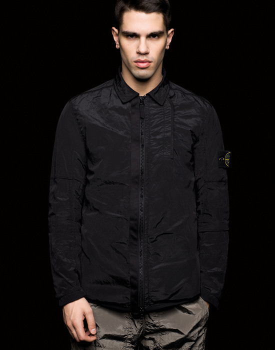 38755977bh - OVER SHIRTS STONE ISLAND