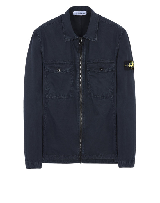 STONE ISLAND OVER SHIRT 107WN