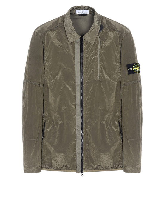OVER SHIRT 10812 NYLON METAL STONE ISLAND - 0