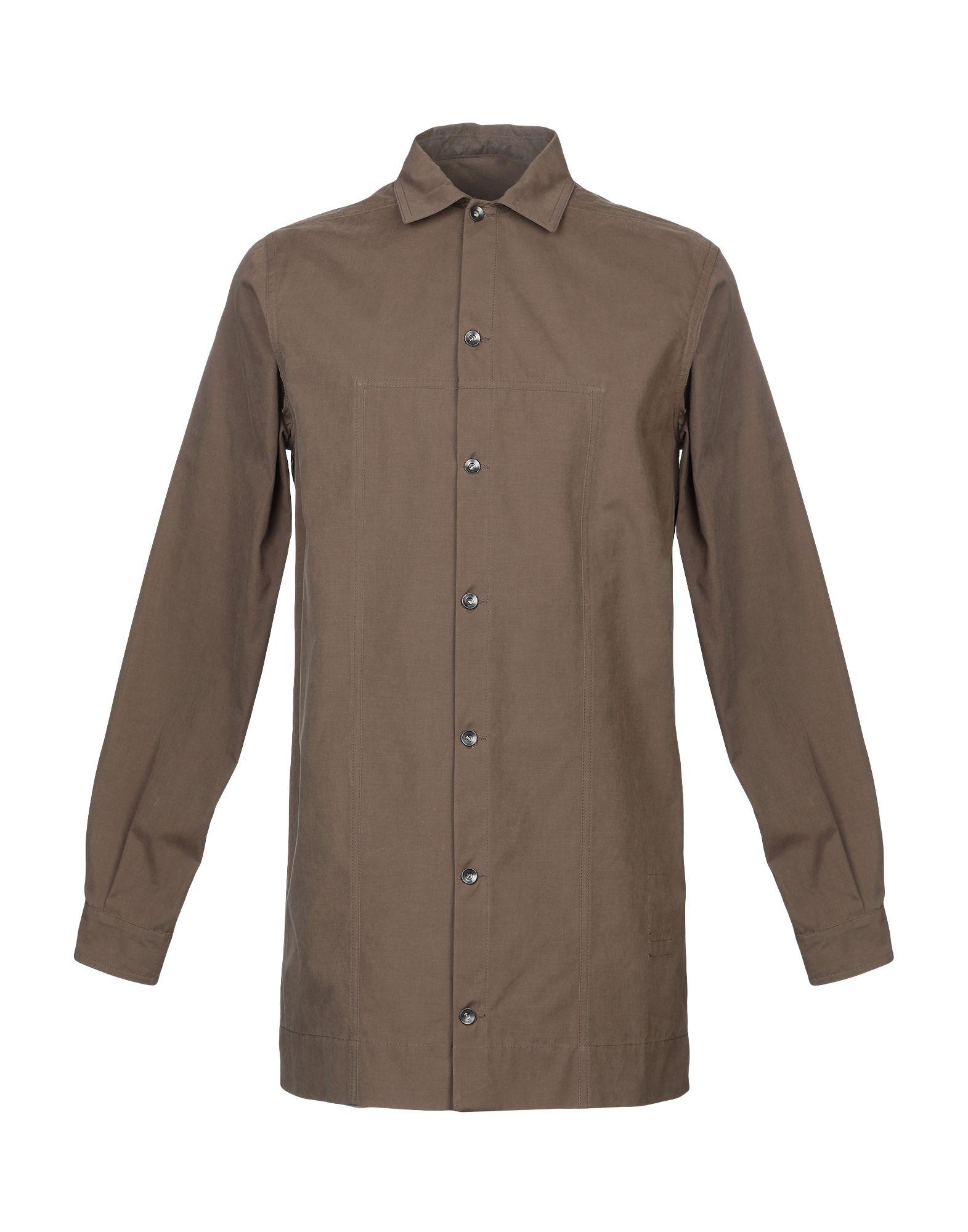 DRKSHDW by RICK OWENS Pубашка пуловер quelle rick cardona by heine 91330