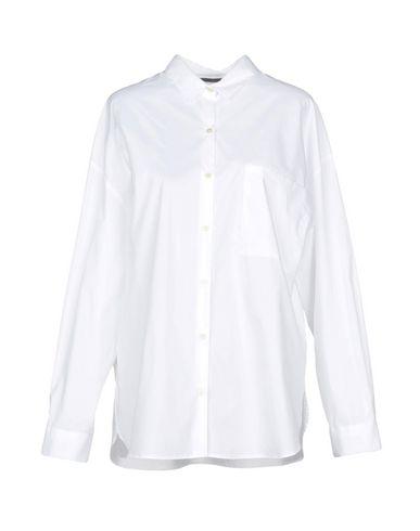 Фото - Pубашка от 19.70 NINETEEN SEVENTY белого цвета