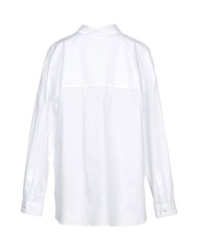 Фото 2 - Pубашка от 19.70 NINETEEN SEVENTY белого цвета