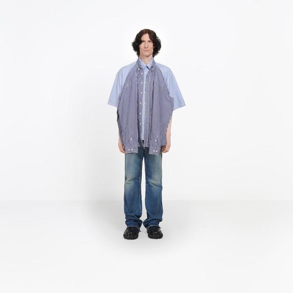 BALENCIAGA shirts Man Double Shirt g