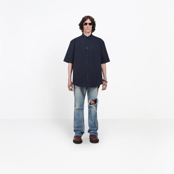 Normal Fit Logo Shirt