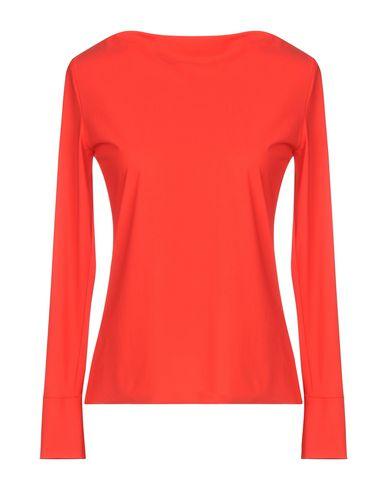 Фото - Женскую футболку CHRISTIES À PORTER красного цвета