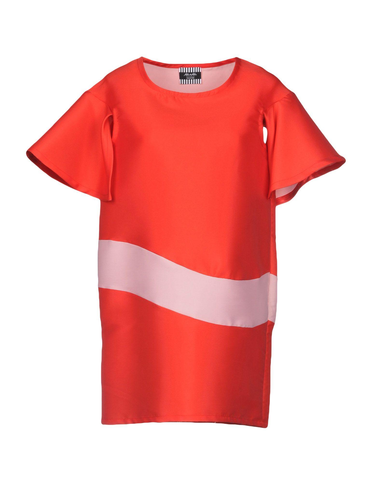 KOR@KOR Короткое платье kor kor майка