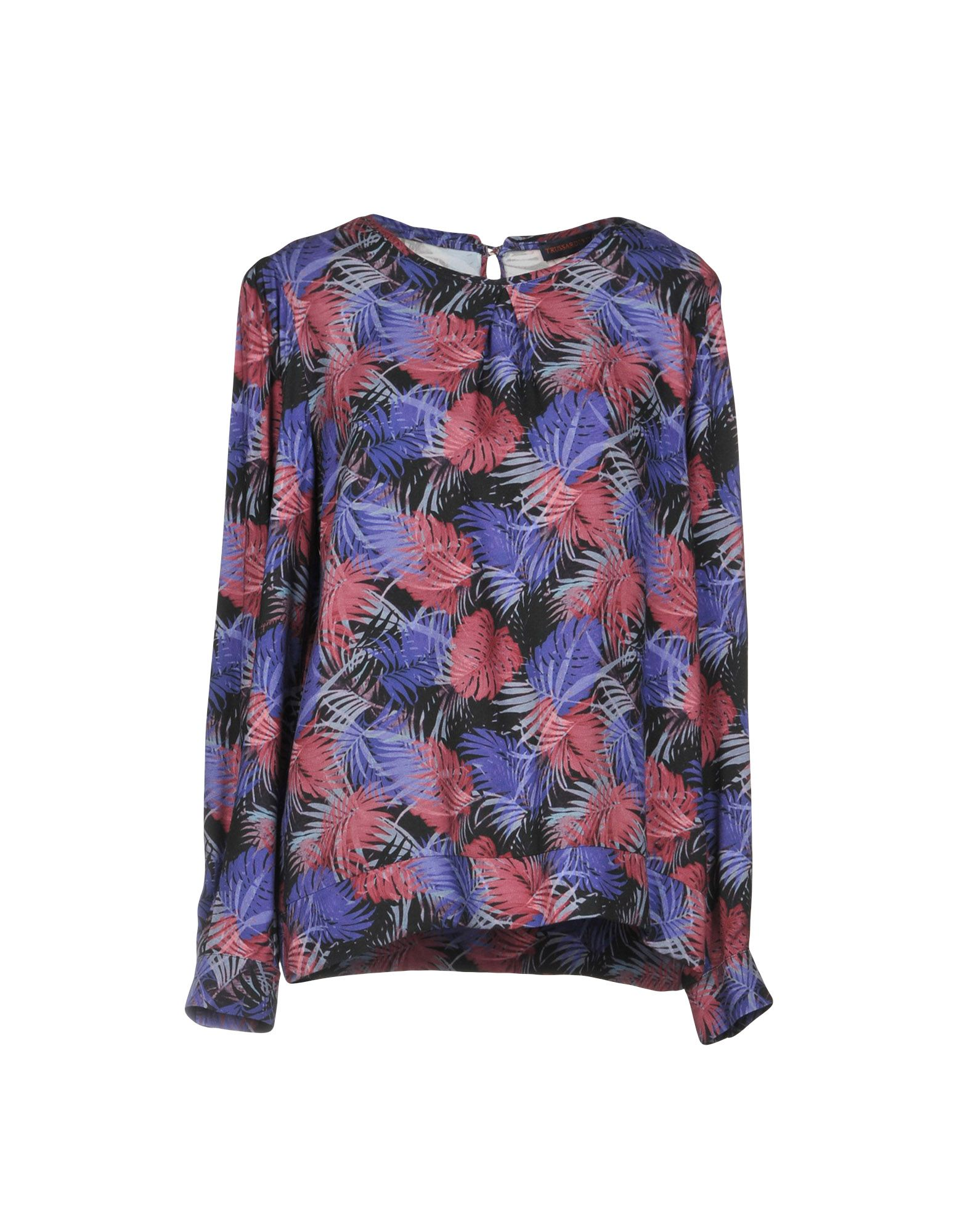 TRUSSARDI JEANS Блузка trussardi jeans блузка