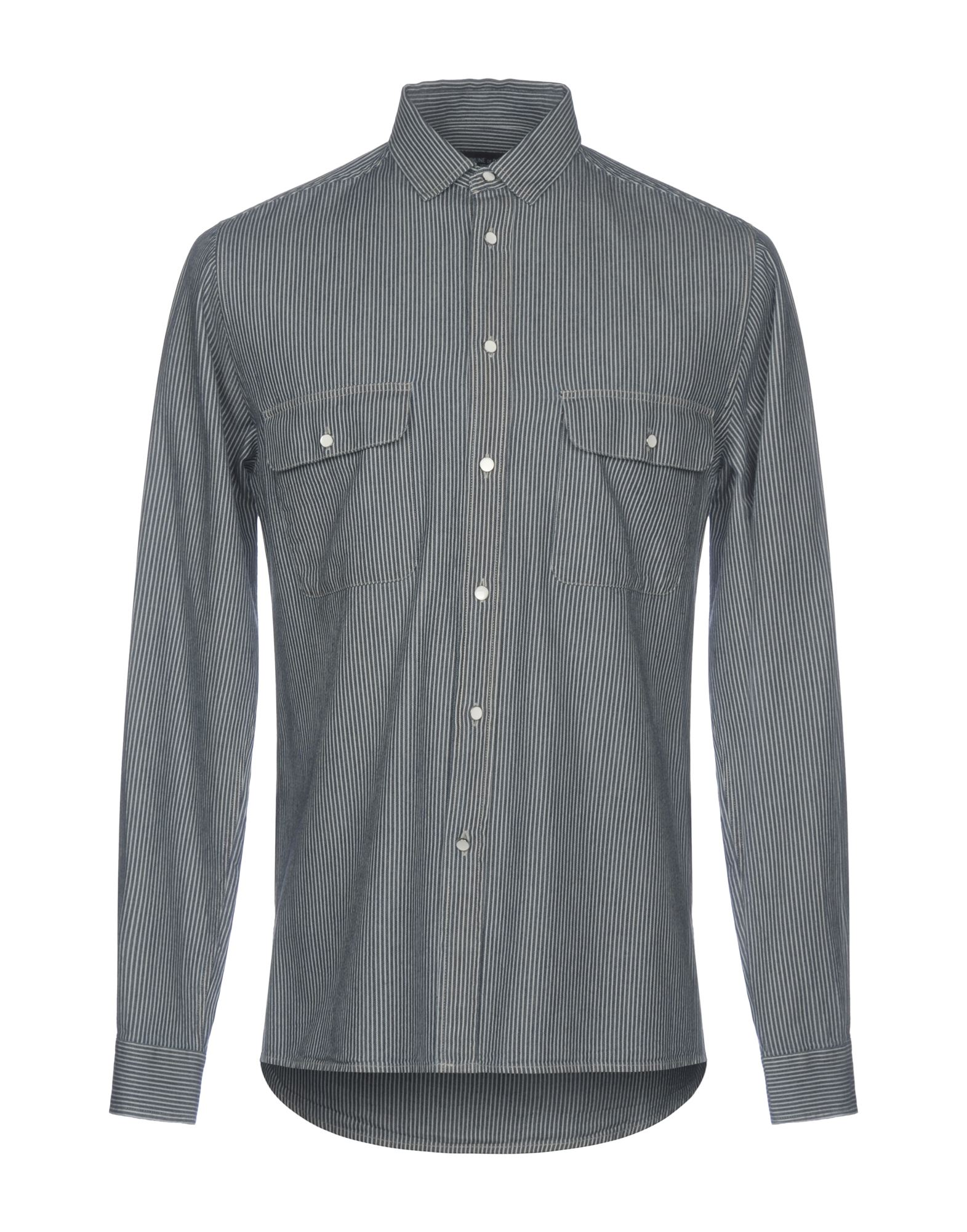 COMMUNE DE PARIS 1871 Джинсовая рубашка commune de paris 1871 dimanches джинсовая рубашка