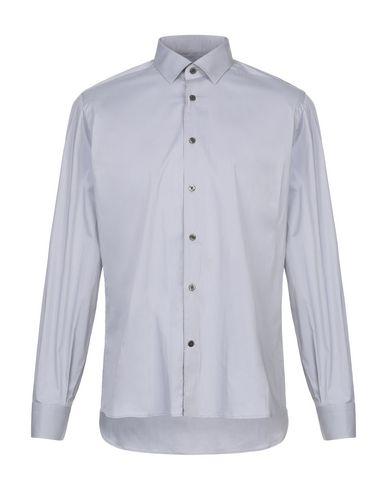 Фото - Pубашка от DOMENICO TAGLIENTE светло-серого цвета