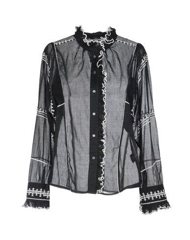Купить Pубашка от ISABEL MARANT ÉTOILE черного цвета