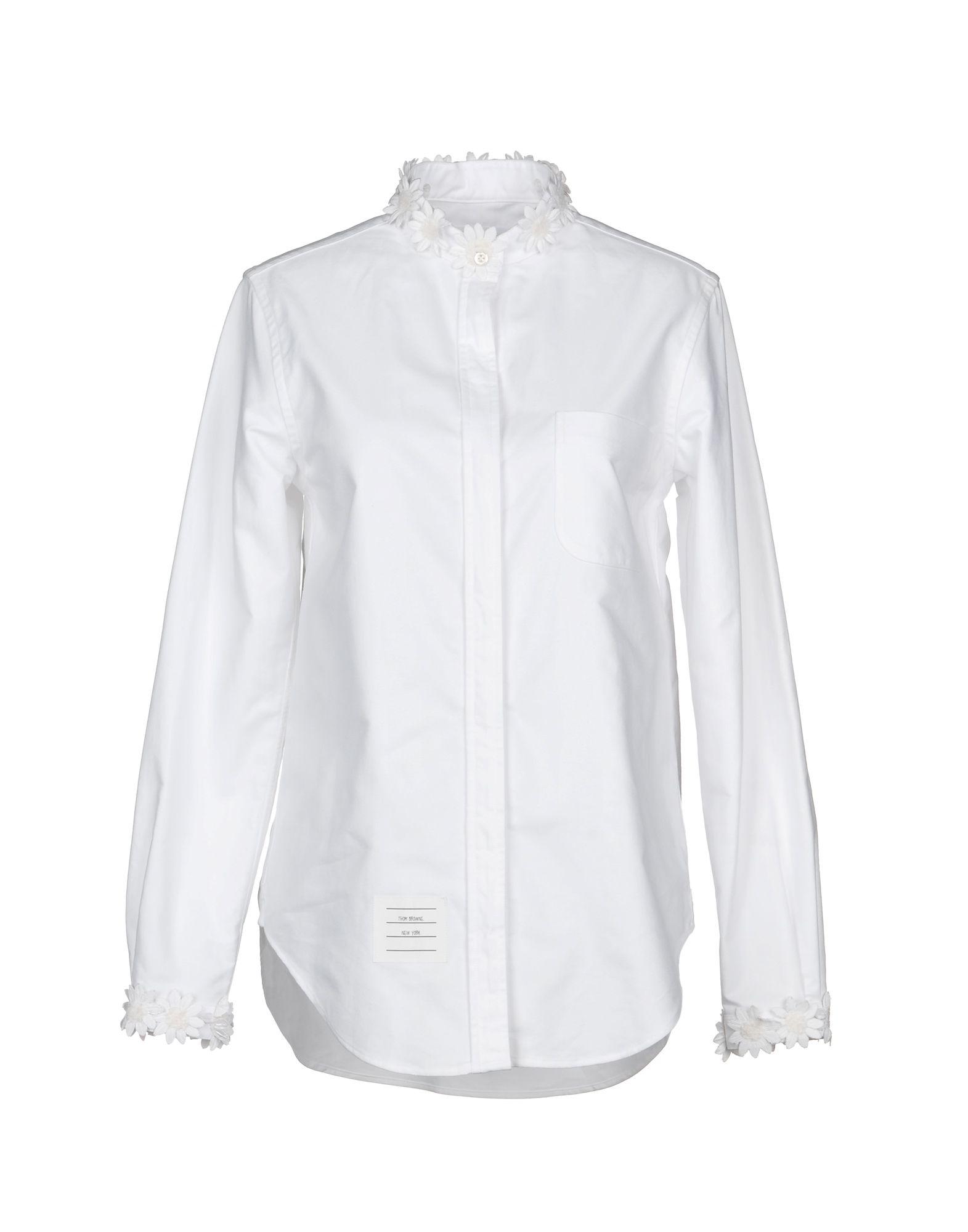 THOM BROWNE Pубашка thom browne шорты для плавания