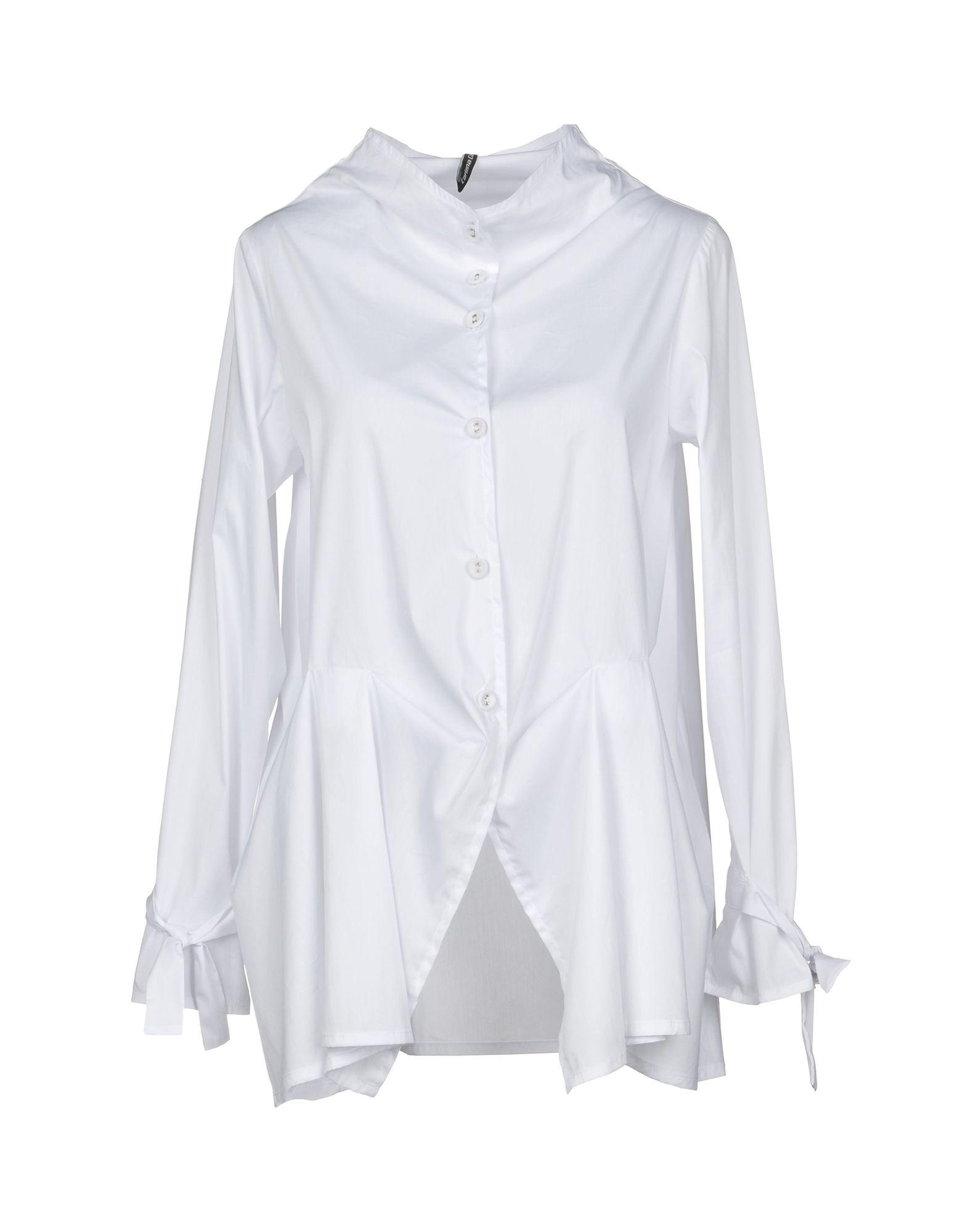 CORINNA CAON Pубашка цены онлайн