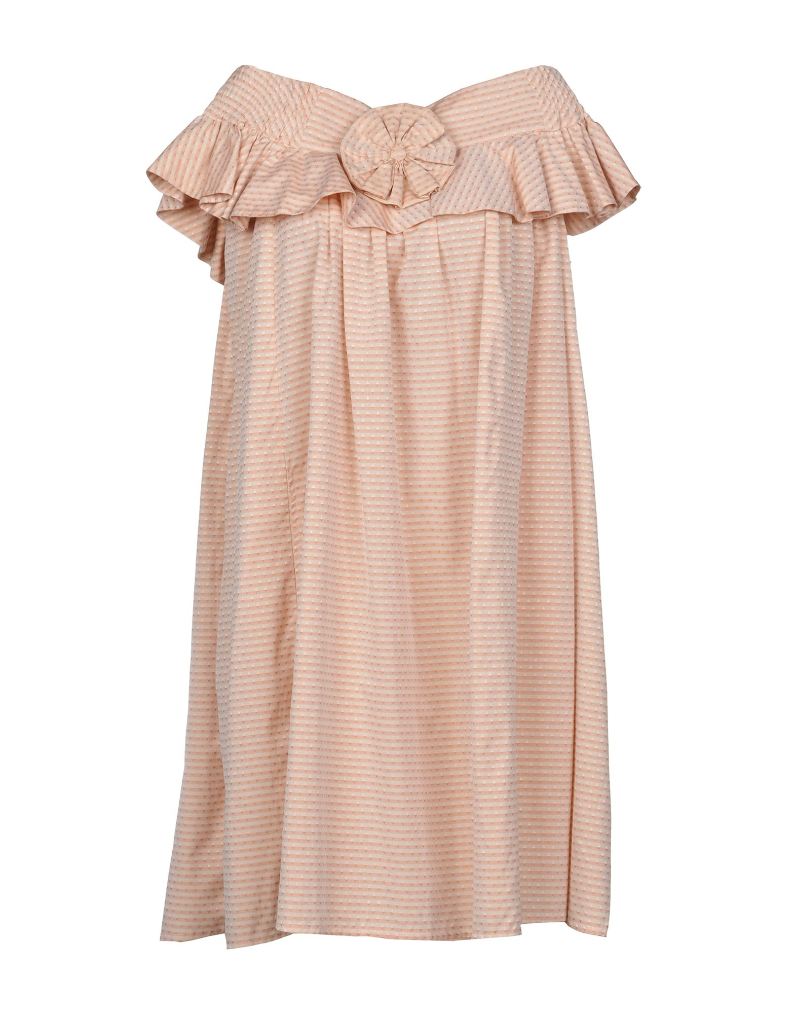 THIERRY COLSON Короткое платье achillea короткое платье