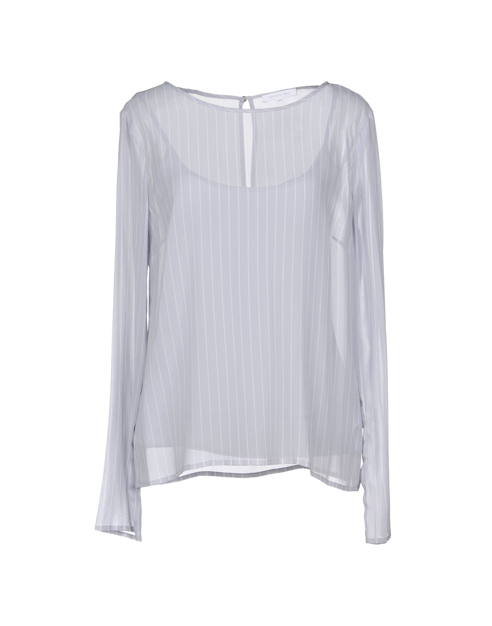 PATRIZIA PEPE Блузка patrizia pepe блузка из вискозного жоржета page 1