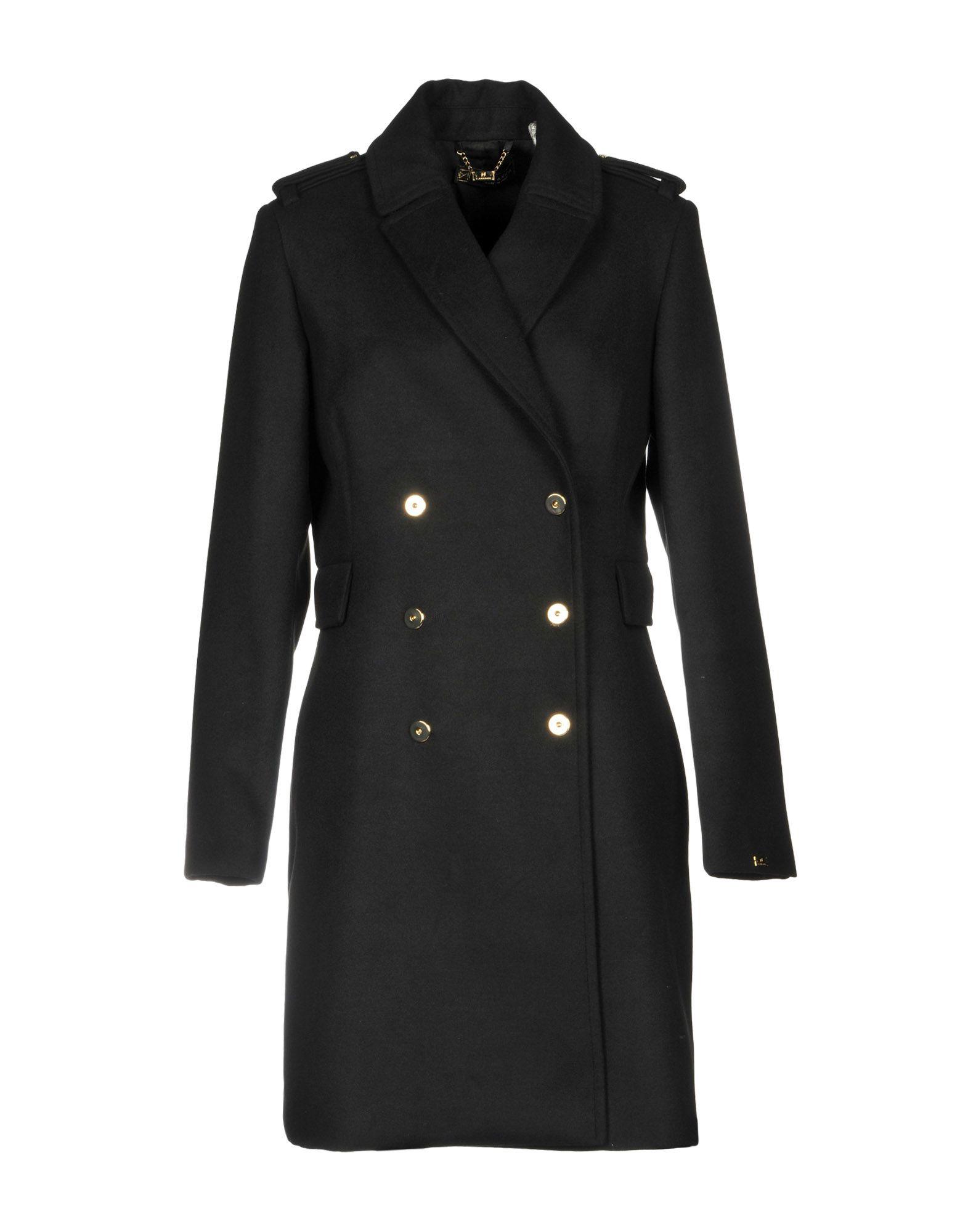 LA MARCA Пальто la marca пиджак