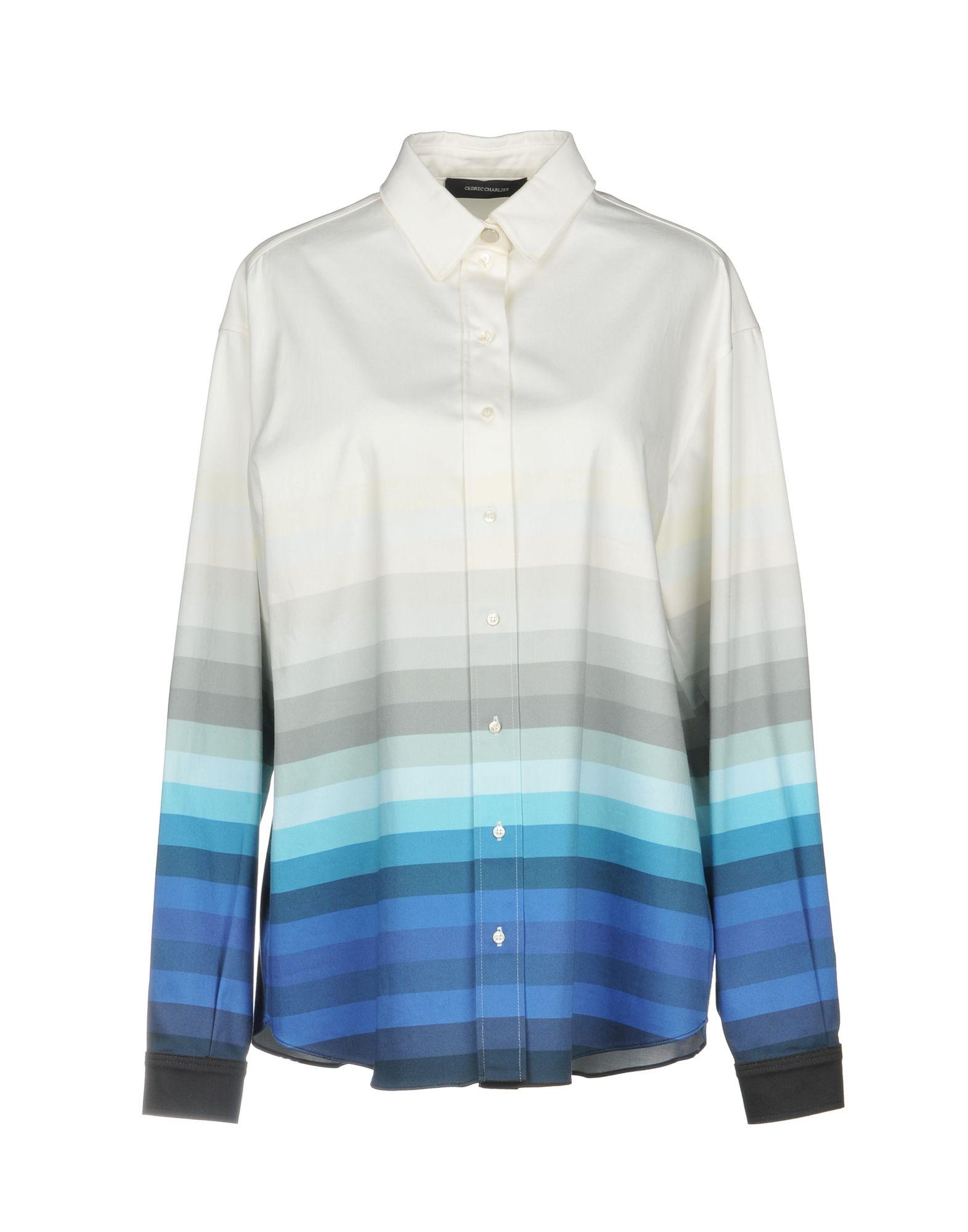 CEDRIC CHARLIER Pубашка cedric charlier пиджак