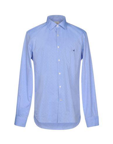 Фото - Pубашка от BROOKSFIELD синего цвета