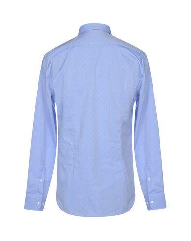 Фото 2 - Pубашка от BROOKSFIELD синего цвета