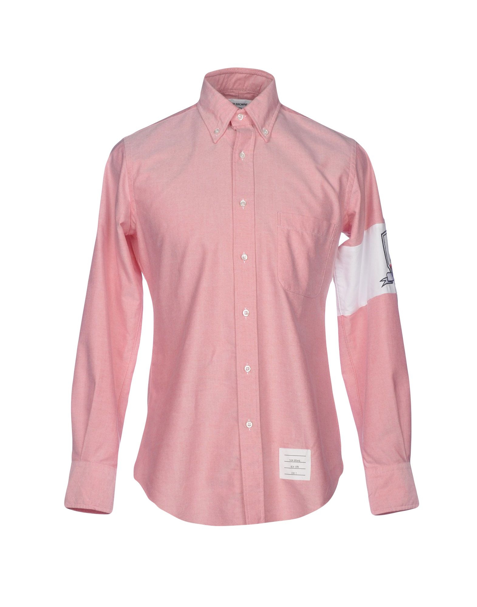 THOM BROWNE Pубашка
