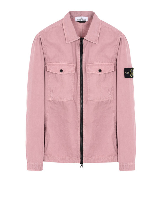 OVER SHIRT 107WN STONE ISLAND - 0