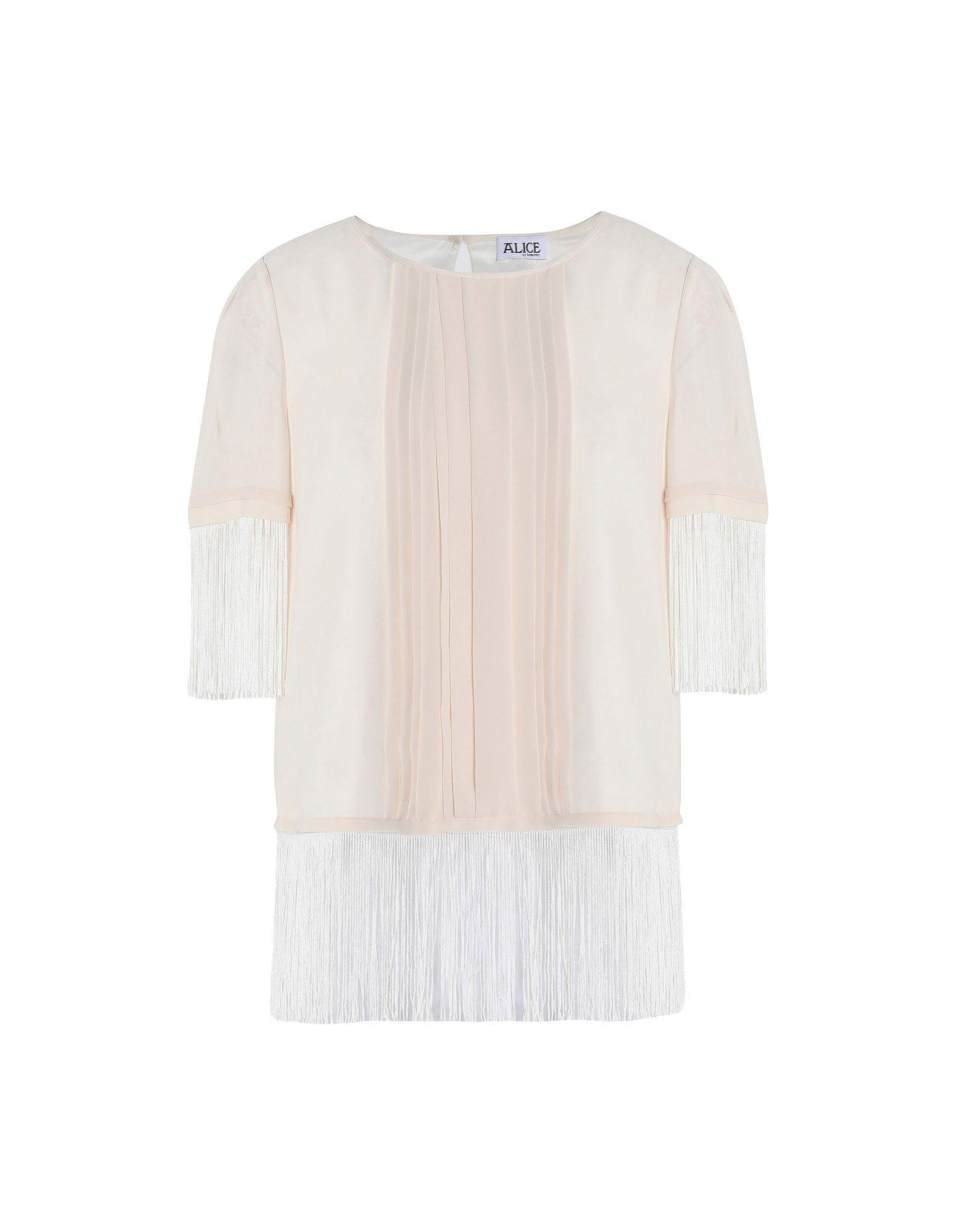 ALICE by TEMPERLEY Блузка платье alice by temperley платья и сарафаны макси длинные