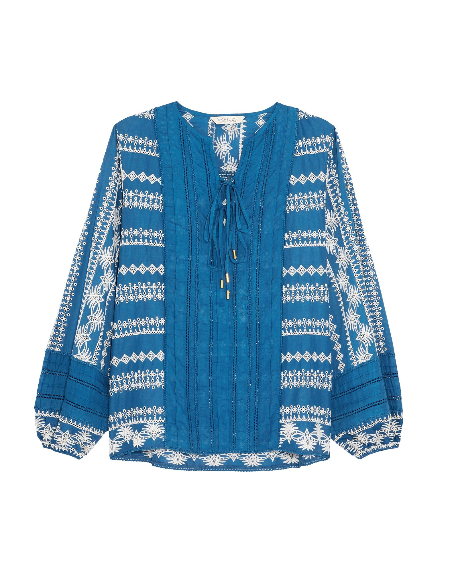 RACHEL ZOE Блузка полотенце для хамама zoe quelle quelle 523811