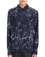 "LANVIN Shirt Man OVERSIZED ""FOREST CAMOUFLAGE"" SHIRT f"