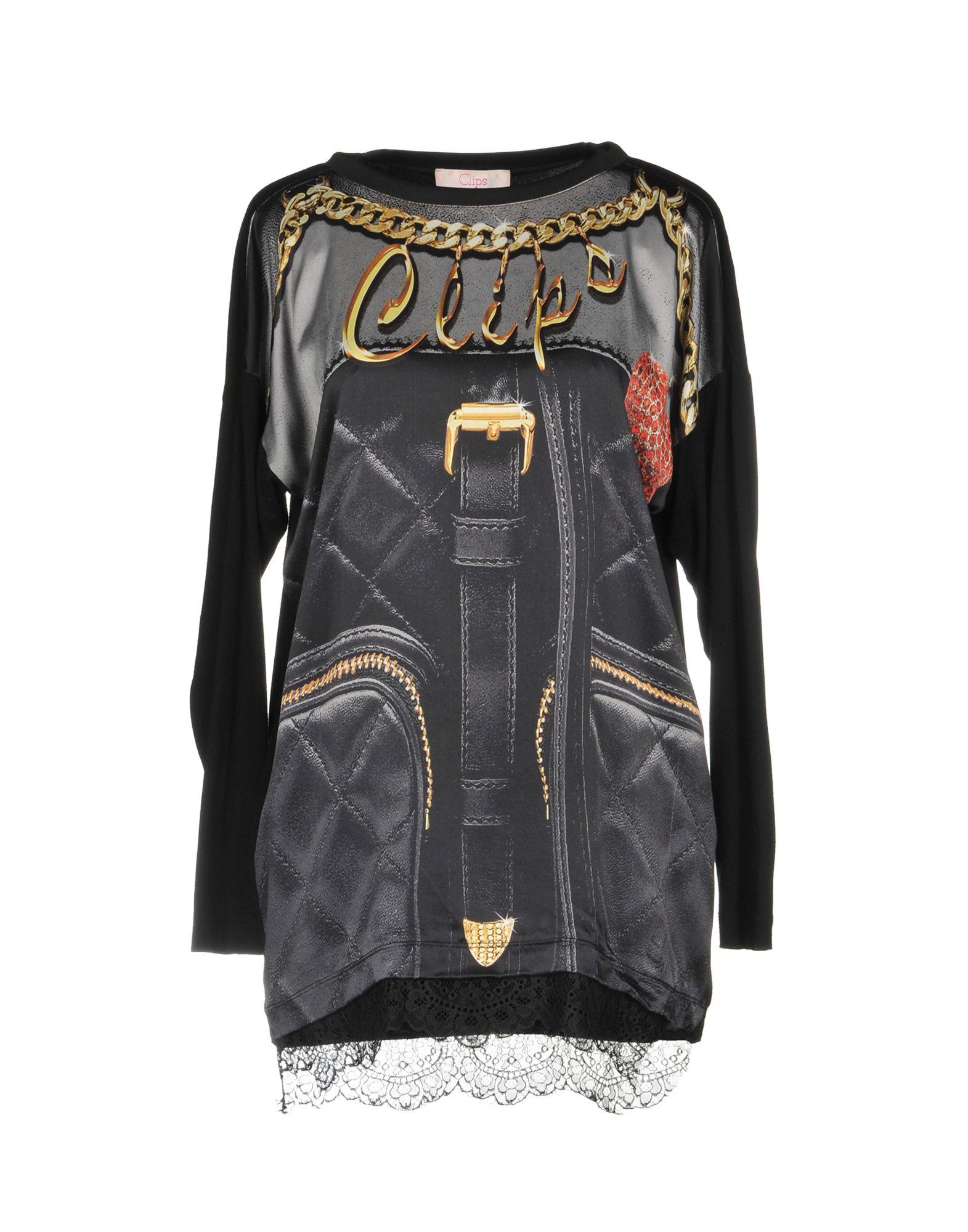CLIPS MORE Блузка clips more свитер