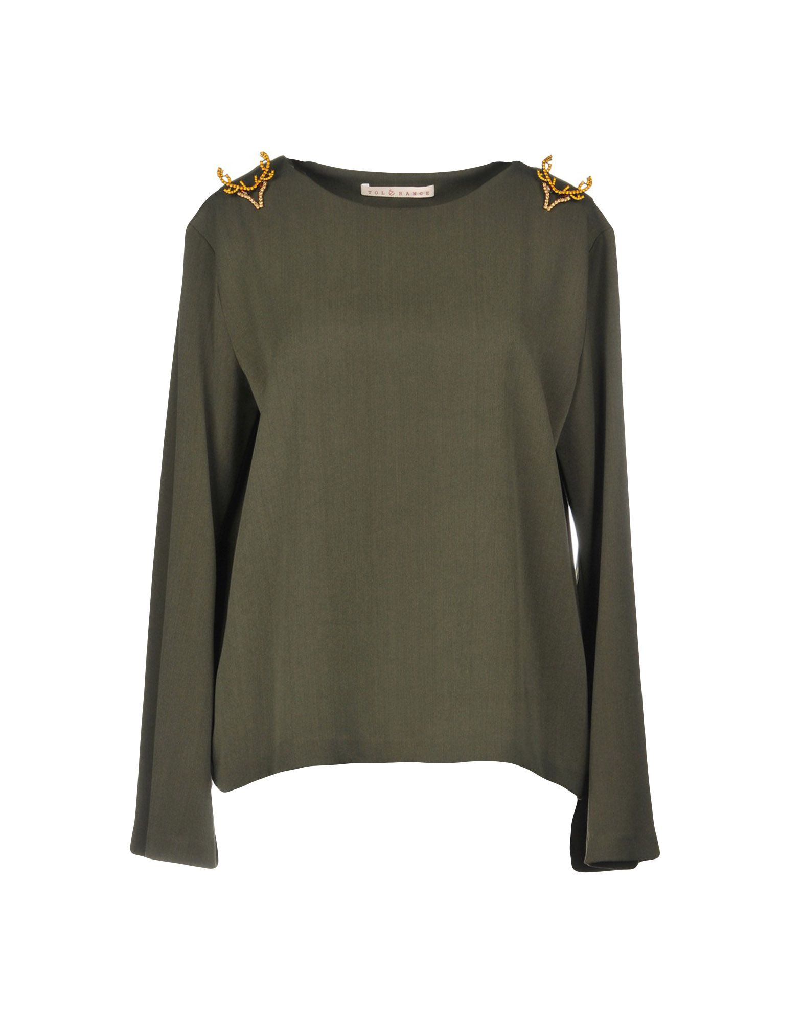 TOLÈRANCE Блузка tolèrance повседневные шорты
