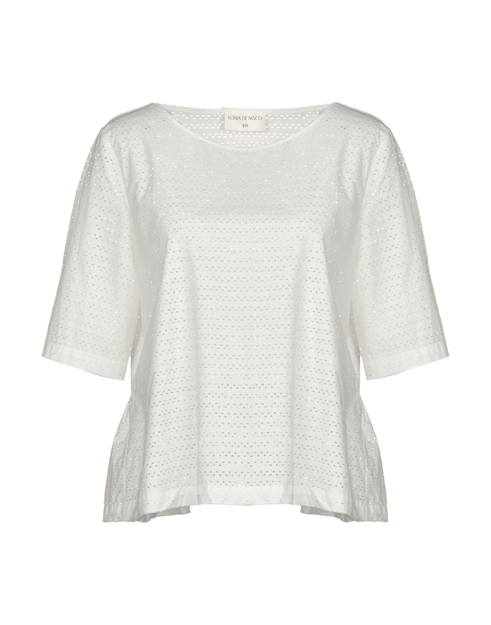SONIA DE NISCO Блузка ткань
