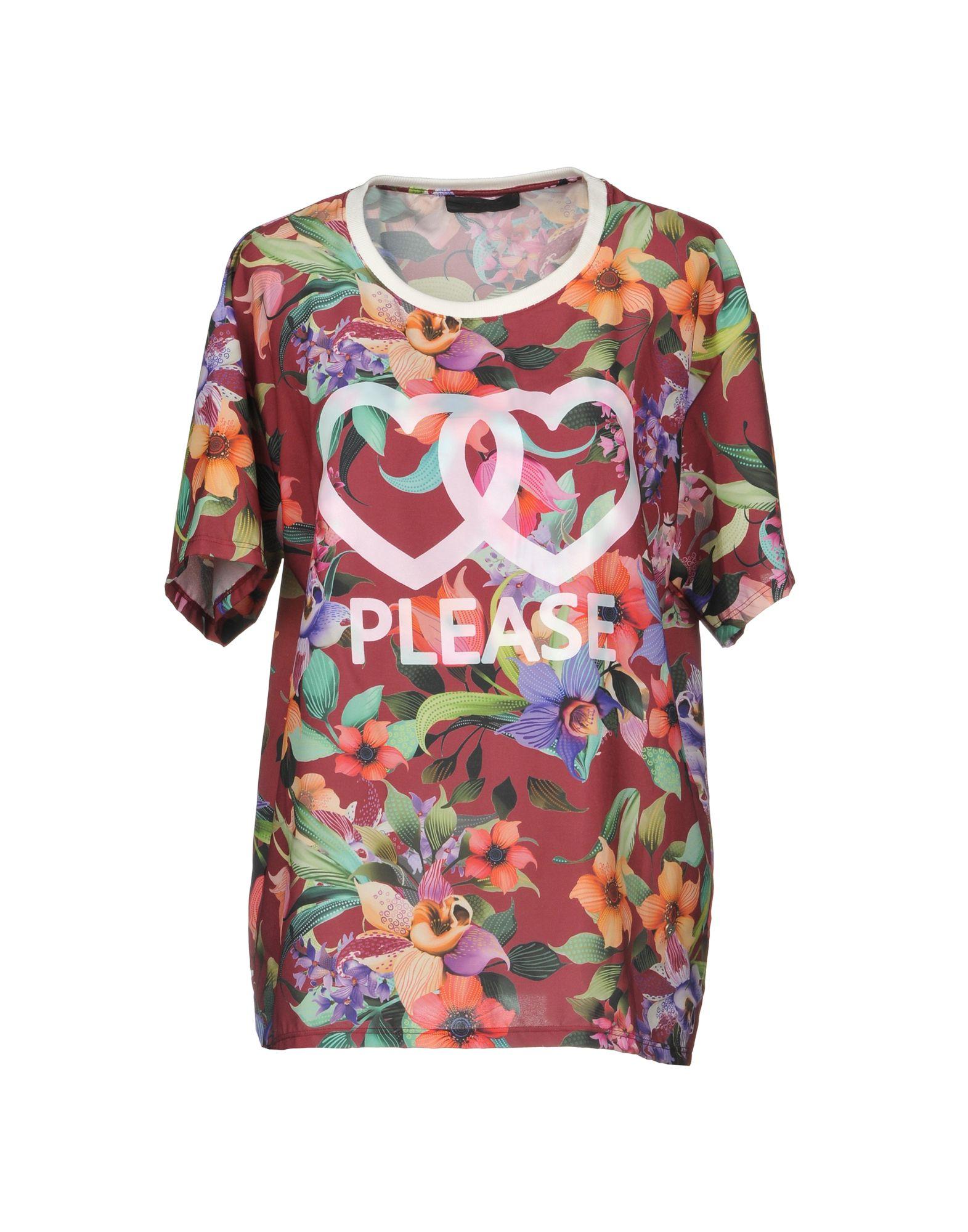 PLEASE Блузка please