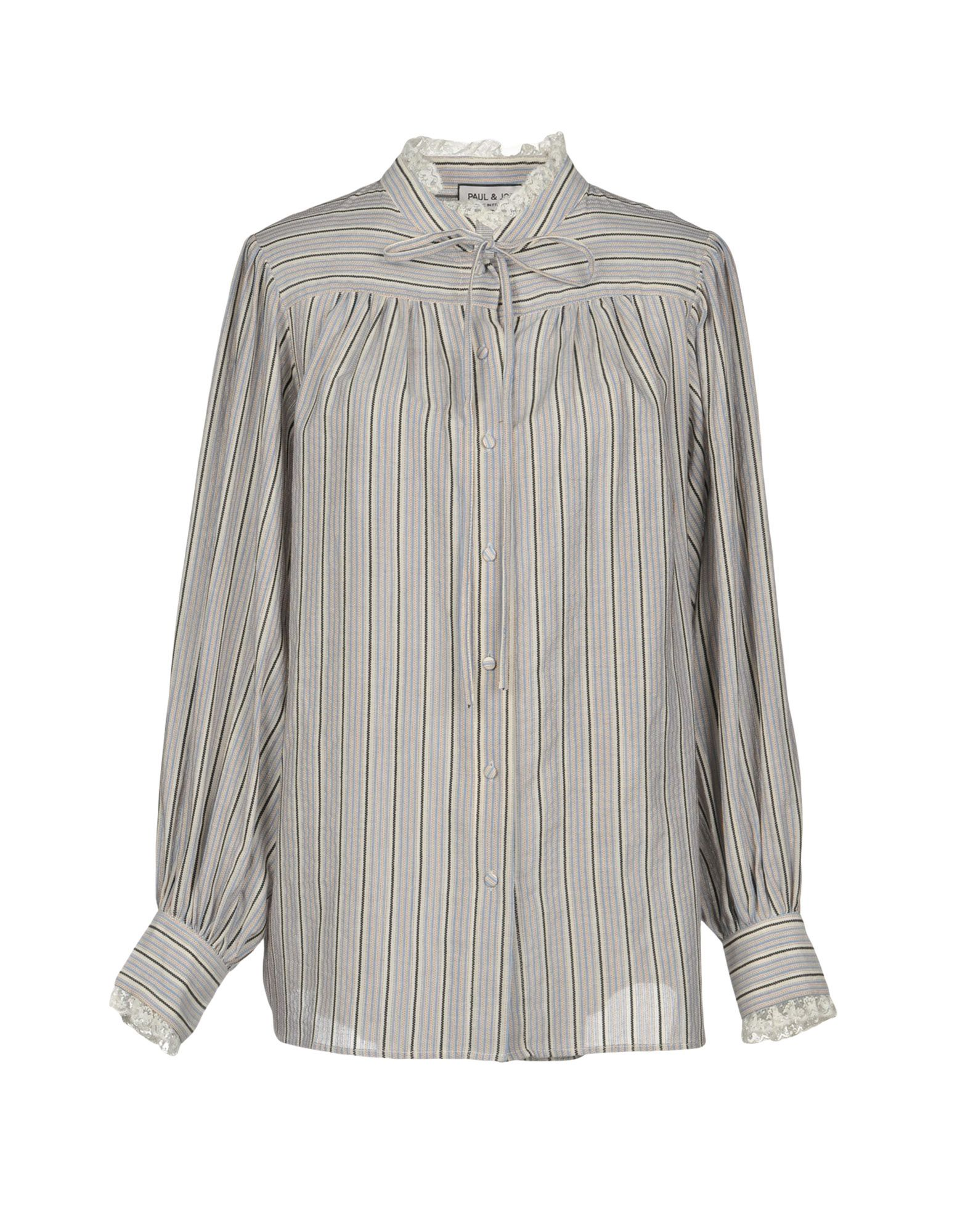 PAUL & JOE Pубашка ткань