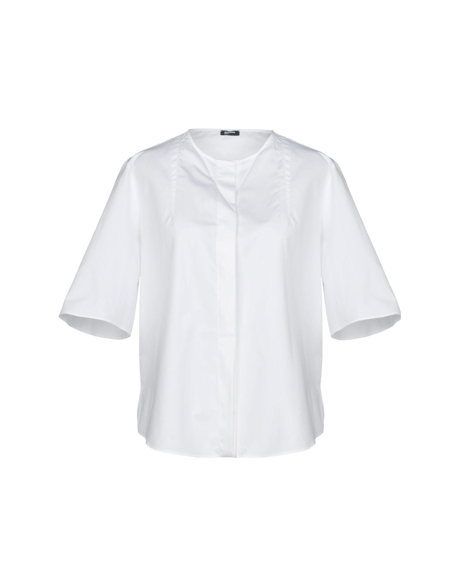 JIL SANDER NAVY Pубашка перчатки eleganzza is01433 navy
